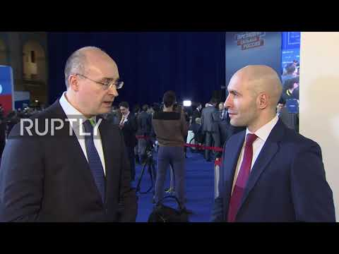 Russia: Putin campaign spox. thanks UK for larger than expected Russian election turnout