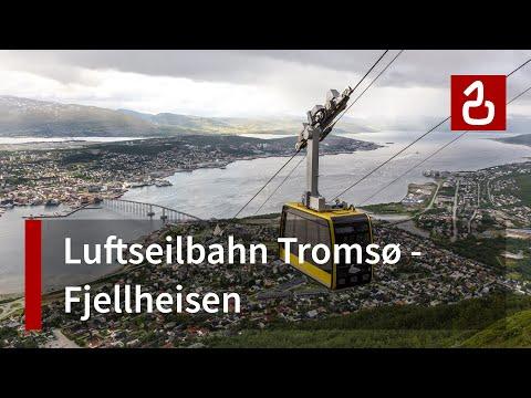 Luftseilbahn Tromsø - Fjellheisen (NO)