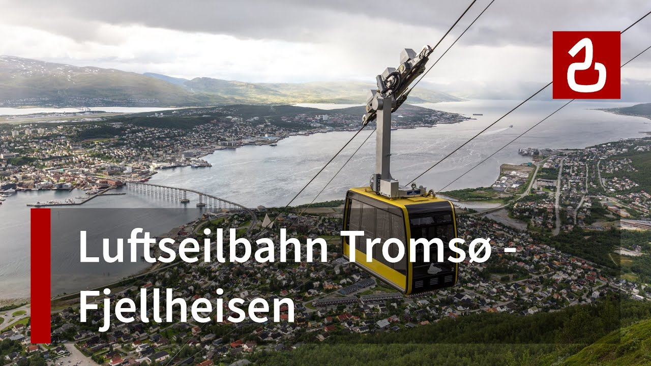 How To Get To Tromso Cable Car