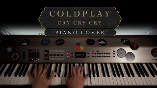 Coldplay - Cry Cry Cry   Piano Cover