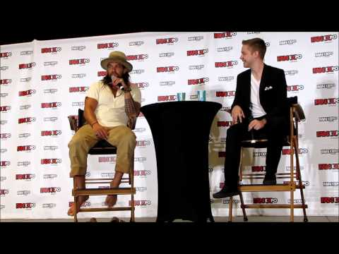 Jason Momoa - Fan Expo 2015