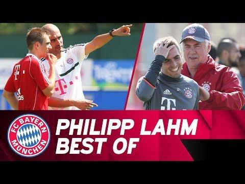 Best of Training: Philipp Lahm ⚽  | FC Bayern