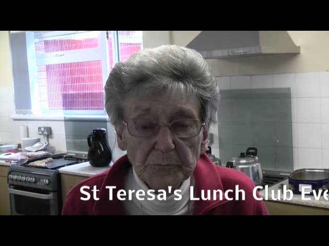 St Teresa's Parish Lunch Club