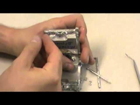 Columbia Taping Tools Anglehead Repair Video Part 1