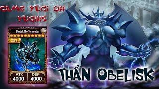 Yugi H5 tập123 Thần Obelik và những trận đấu đi vào lòng người