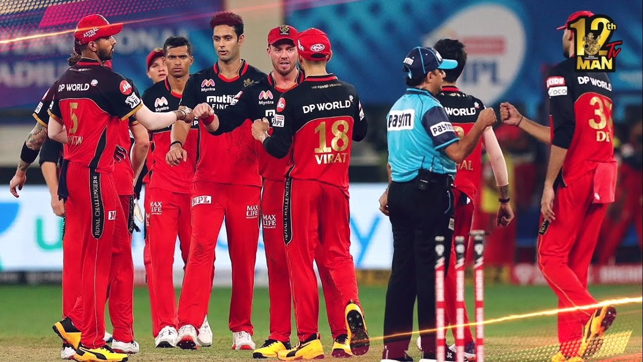 RCB v MI: Rivalries: Center Fruit presents 12th Man TV