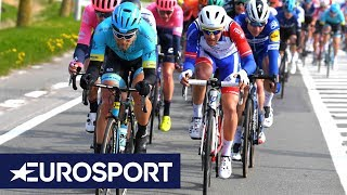 Gent-Wevelgem 2019 Highlights | Cycling | Eurosport