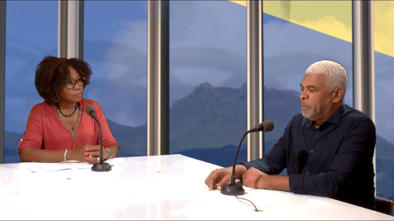 Eric CORIOLAN est l'invité d'ETV dans l'émission Raphaëlle est là ! (partie 2)