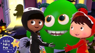 No Monsters! | Little Baby Bum - New Nursery Rhymes for Kids