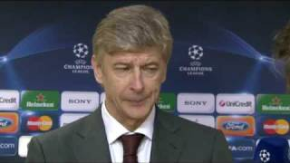 Sky Sports - Football - News - Wenger proud of players.