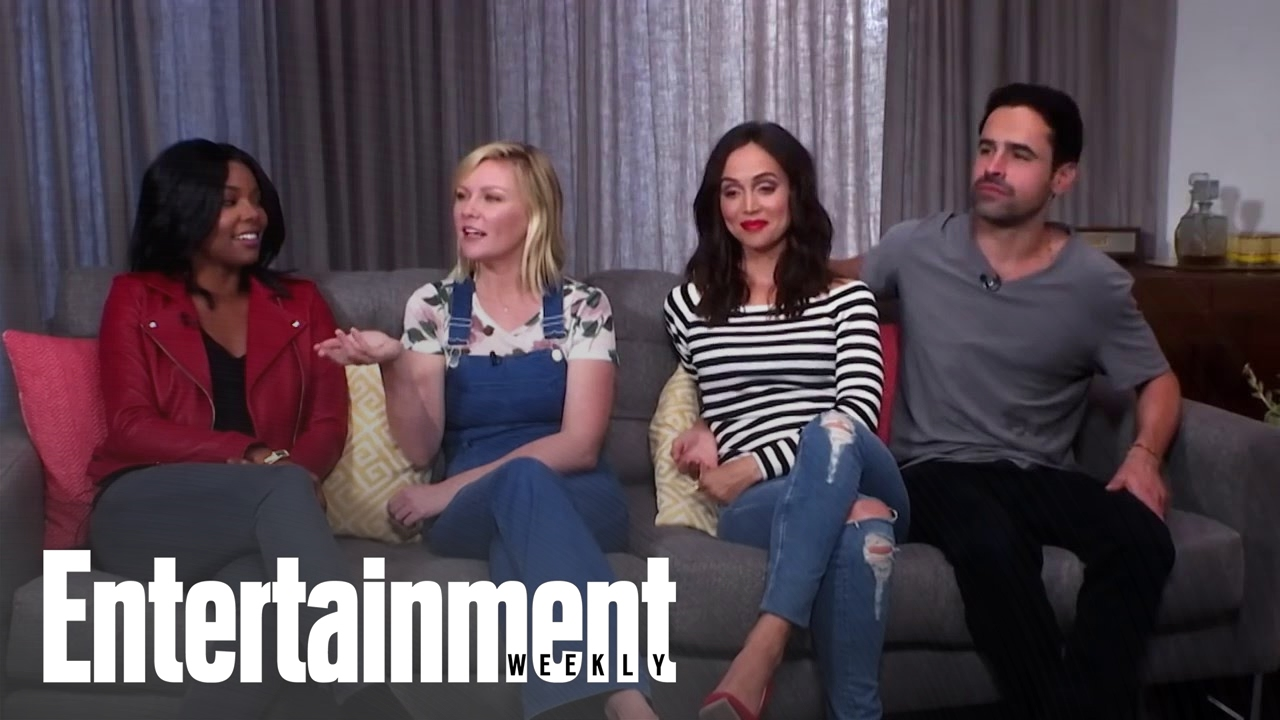 bring it on cast talks about the movies racy themes