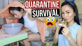 HOW TO SURVIVE QUARANTINE + DIY HOME TREATMENTS na NATURAL!