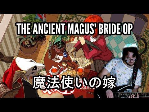 "The Ancient Magus' Bride OP ""Here"" 【Metal Version】    Jonathan Parecki"