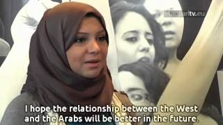 Interview: The fight is not over -- Asmaa Mahfouz