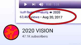 This YouTube Channel PREDICTED 2020? (Debunked!)