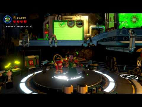 Lego Batman: The Most Difficult Game