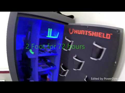 HuntShield 40 Gun Safe