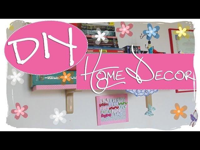 DIY: 3 Idee per Decorare la Propria Camera / 3 Spring Room Decor ...