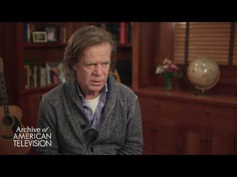 William H. Macy on getting cast in