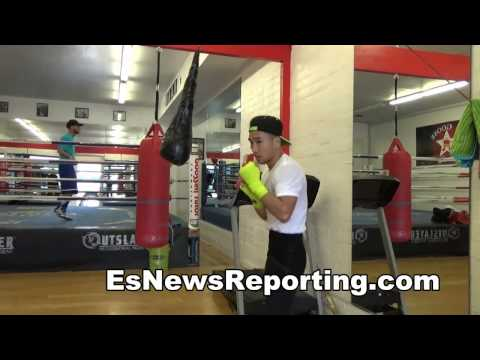 Mongolia's King Tug The Next Boxing Superstar - EsNews boxing