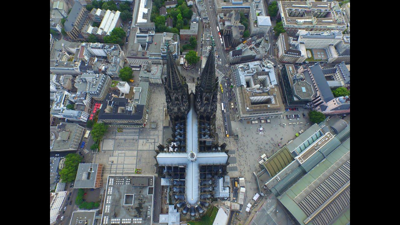 K 246 Lner Dom Cathedral Cologne K 246 Ln Rhein 08 2015 Youtube