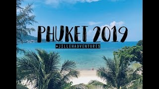 Travel Vlog Ep: 30 #jillehadventures - Phuket, Thailand