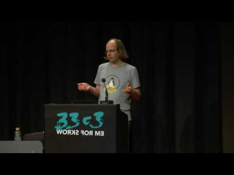 In Search of Evidence-Based IT-Security (33c3)