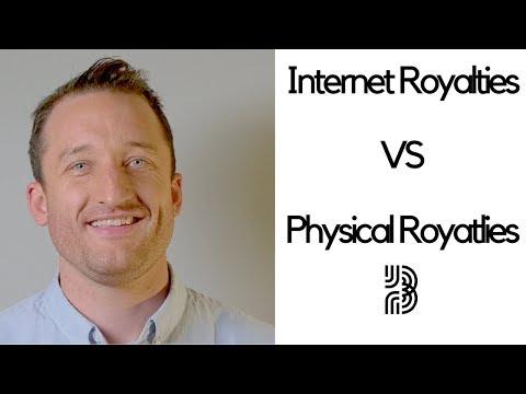 Internet Royalties vs Physical Royalties | Breakdown Of Music Monies