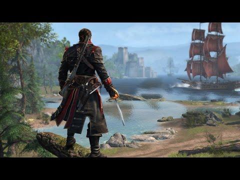 ► Assassin's Creed Rogue - The Movie | All Cutscenes (Full Walkthrough HD)