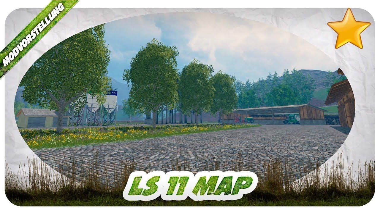 kein nostalgie feeling ls 11 map mod f r landwirtschafts simulator 15 youtube. Black Bedroom Furniture Sets. Home Design Ideas