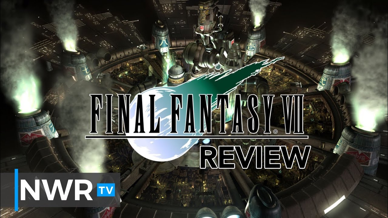 Final Fantasy Vii Switch Review Youtube
