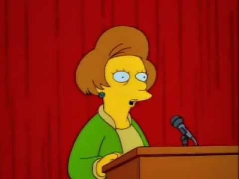 Simpsons - Teacher's Strike