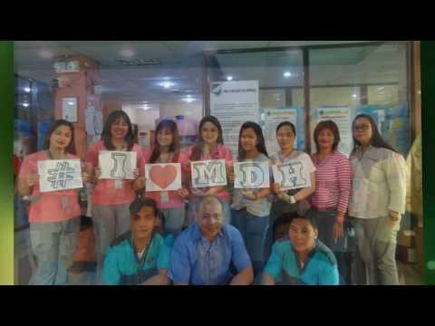 Meycauayan Doctors Hospital Christmas Presentation