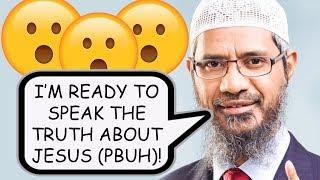 Zakir Naik Shocks Christians When He Says This!