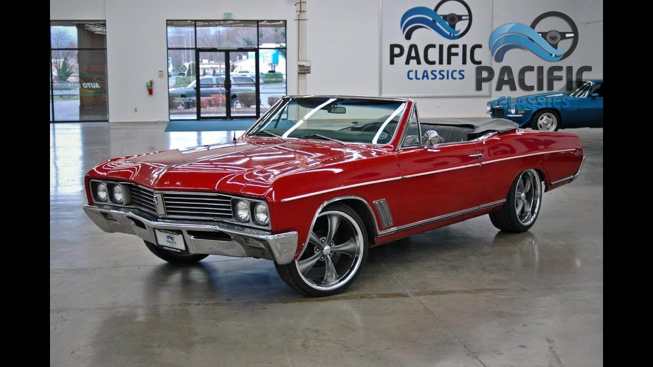 Buick Grand National 2016 >> 1967 Buick Skylark Convertible - YouTube