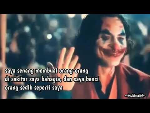 Kata Kata Joker Tidak Bisa Di Bohongkan Semua Orng Bisa Meninggal Kalau Tidak Senyum