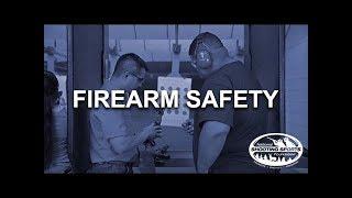 Firearm Safety First, Last, Always | NSSF