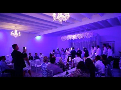 DIAMOND WEDDINGS at The NEW ALBERTSON WEDDING CHAPEL/BLUE