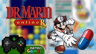 Dr. Mario Online RX [Wii] - Gameplay Session