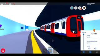 Roblox New Mnd The Gap S7 Stock MTG Subway First Day Extended to Haldon Road with a Stopper