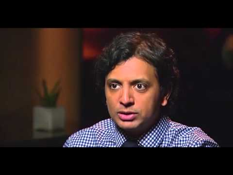 Ali Velshi Interview with M Night Shyamalan - Part 1