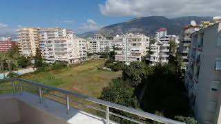 Квартира с видом на море по привлекательной цене  в Махмутлар,2+1 ,110 кв.м 5.этаж 53.000 евро