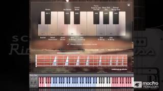 Native Instruments - Scarbee Rickenbacker Bass - Pt. 2 Keyswitching 1