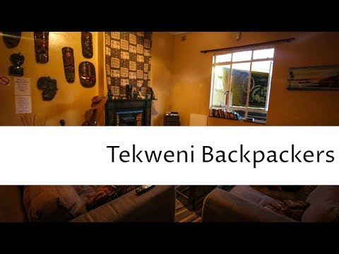 Tekweni Backpackers - Durban, South Africa (Quick Video)