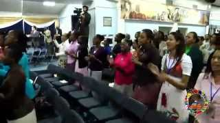 We are marching over to Jerusalem - Congregational Praise - Third Exodus Assembly