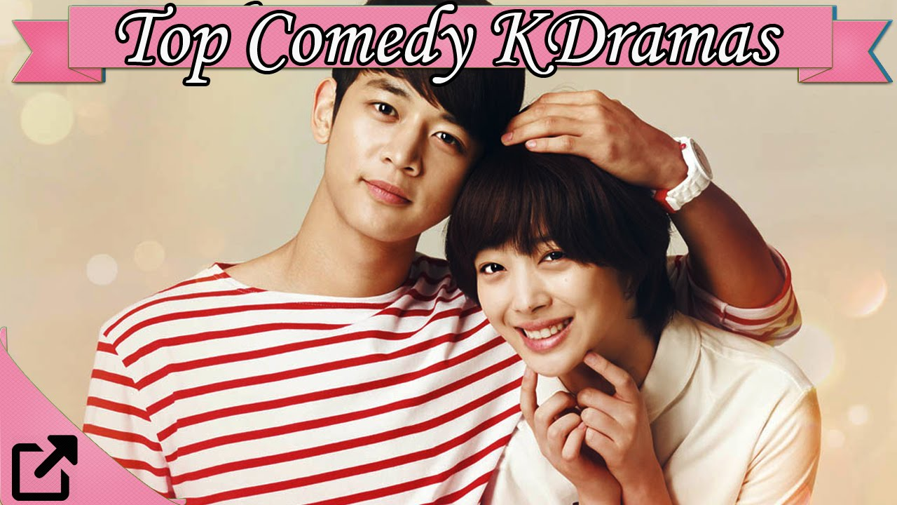 Top 25 Comedy Korean Dramas 2016 (All The Time)