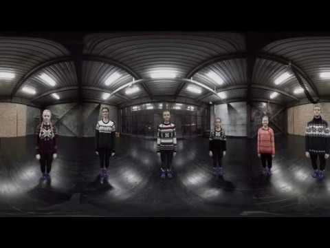 Funky Juice Crew - Siberia 360 VR
