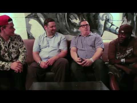 BallerStatus x Milkcrate: 3rd Bass Members Talk Reunion, Hi-Top Fades