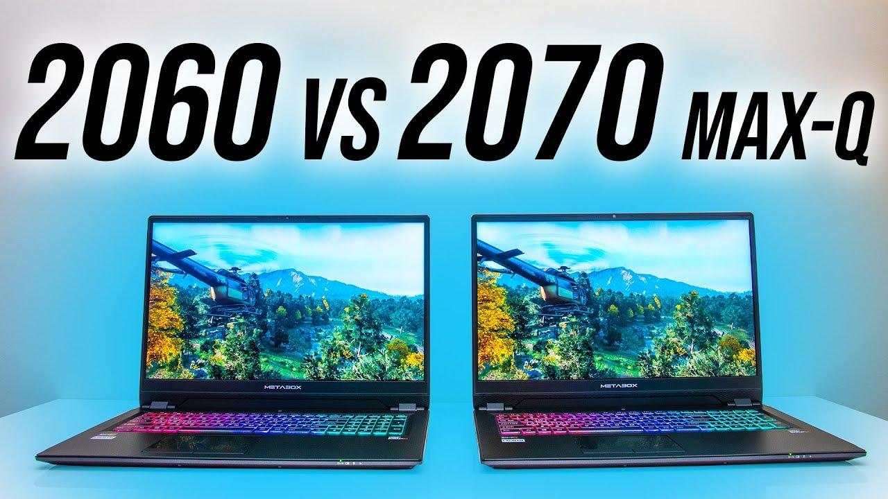 Laptop 1070 Vs 2060