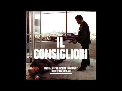 Riz Ortolani -- Il Consigliori - The Advisor (suite)